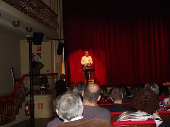II DÍA INTERNACIONAL DE LA POESÍA EN SEGOVIA 2011