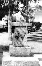 Busto de Santos=Dumont na Base Aérea [Itapema/SP]