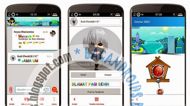 download BBM Mod White Mini Official
