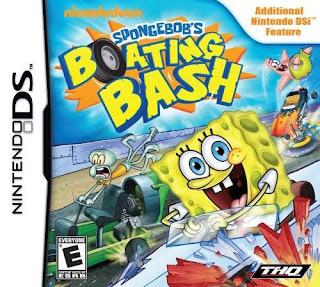 Sünger Bob Araba Yarışı Oyunu