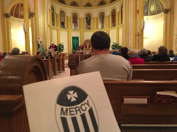 Celebration of Mercy Hospital Service at St Patrick's
