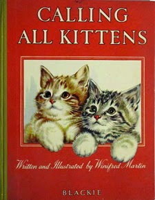 Vintage Illustrated Story Books