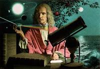 teori gravitasi isaac newton
