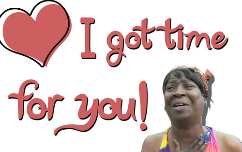 Funny Valentine Meme For Husband : Mom ways ain t nobody got time for that