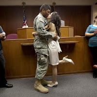 Courtroom Wedding