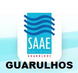 SAAE GUARULHOS 2° VIA DE CONTA DE ÁGUA
