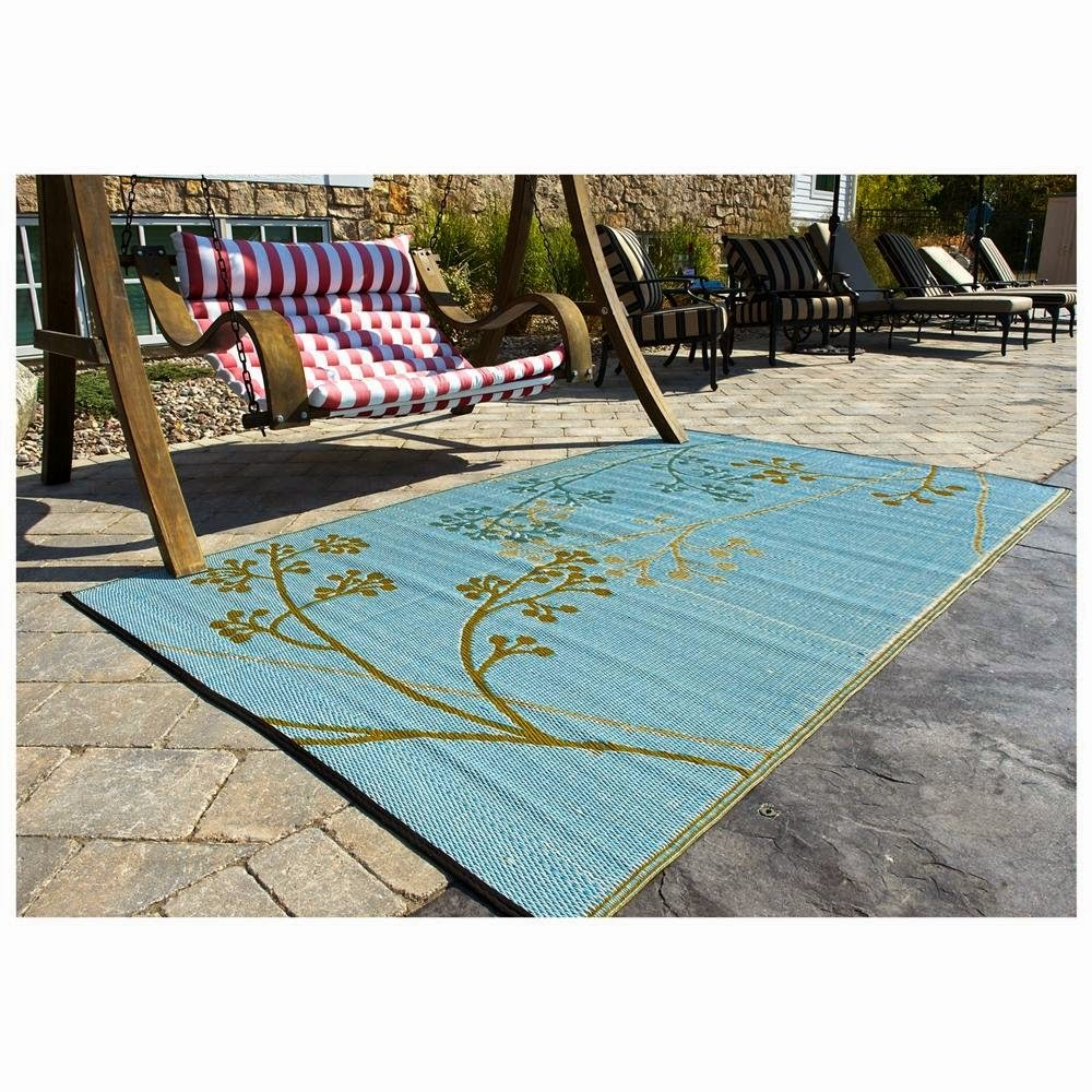 outdoor area rugs revesible
