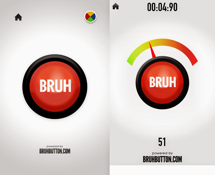 Bruh Button Free App Game By BRUH INC