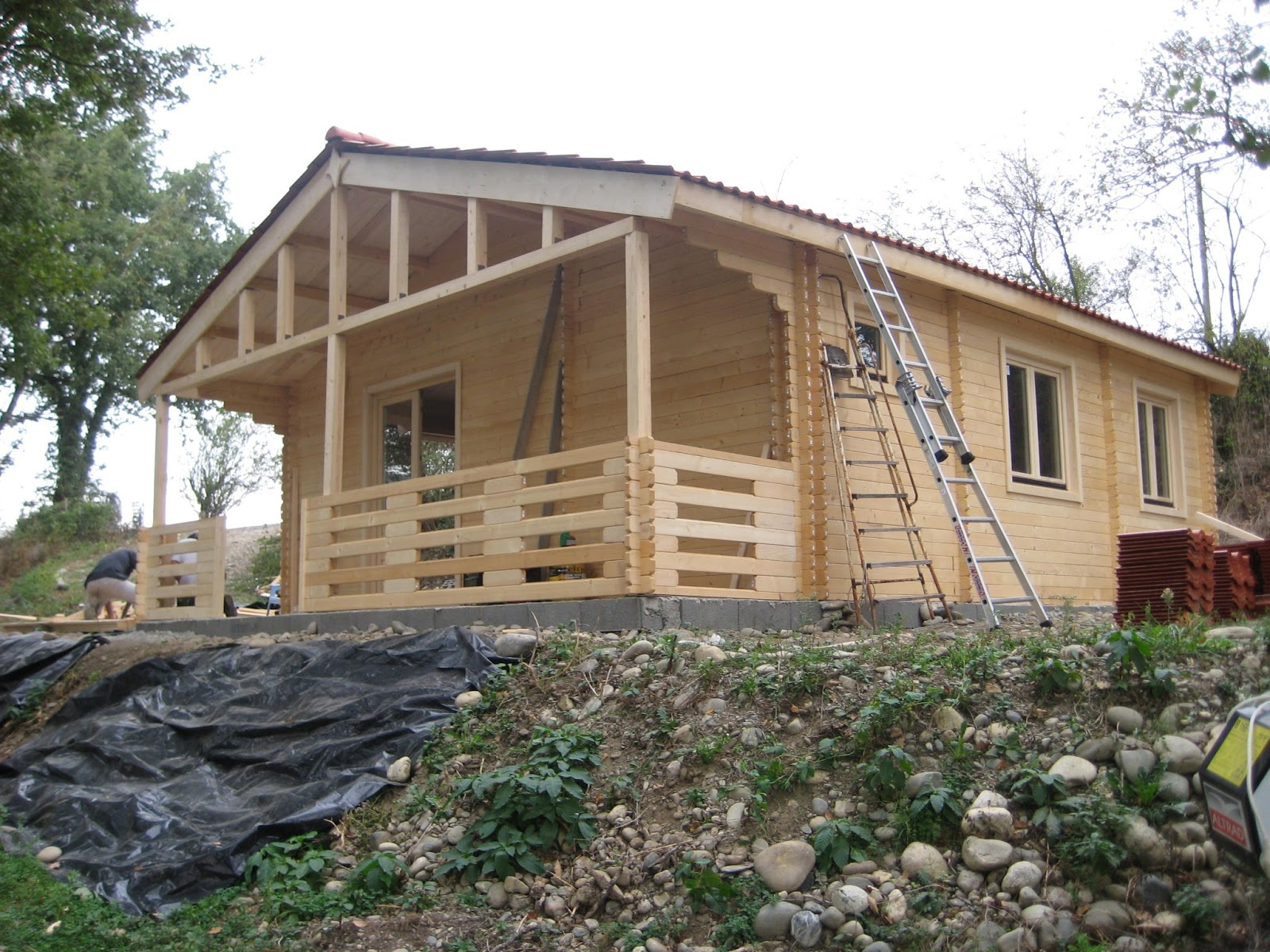Tarifs maison bois maison passive en bois des for Extension maison tarif