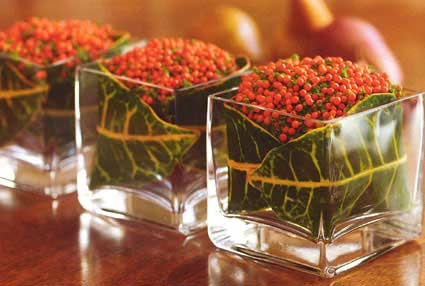 Designing home simple ideas for your thanksgiving table - Small table centerpiece ideas ...