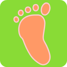 The Footprint Game