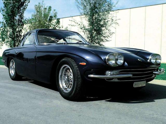 Lamborghini 400 GT (1966)