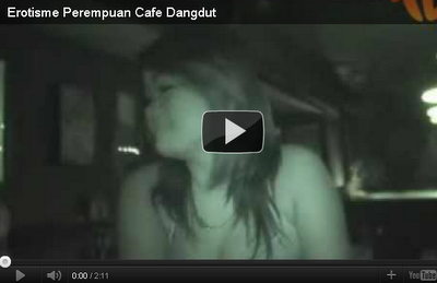 Video Goyangan Er0tis Di Cafe Dangdut