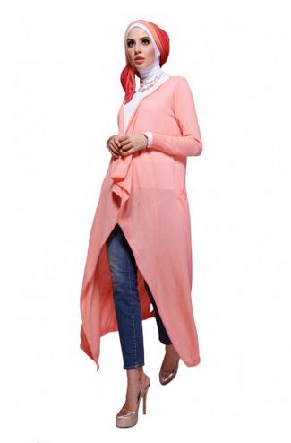 Trend Model Busana Muslim Style Korea Terbaru Fashion Style