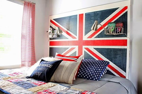 O Universo de Gabi Decor Londres ~ Quarto Masculino Londres