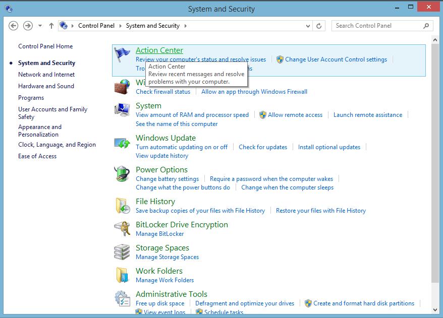 Cara Mengaktifkan kembali Windows Defender pada windows 8