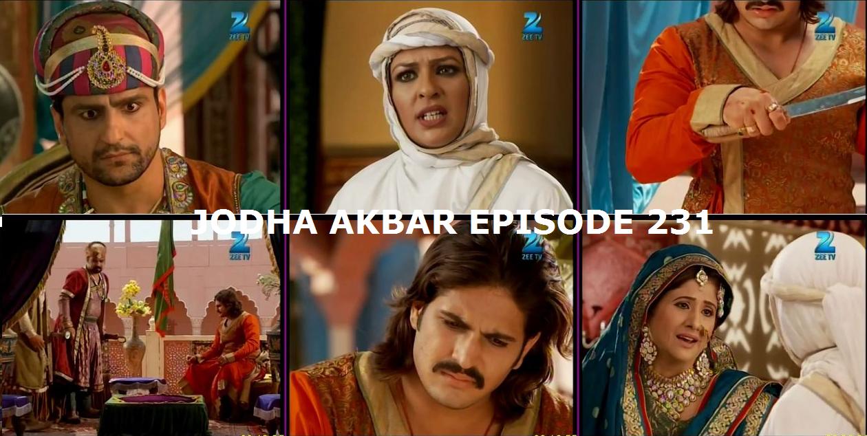 Sinopsis Jodha Akbar episode 231 Tayang Februari 2015