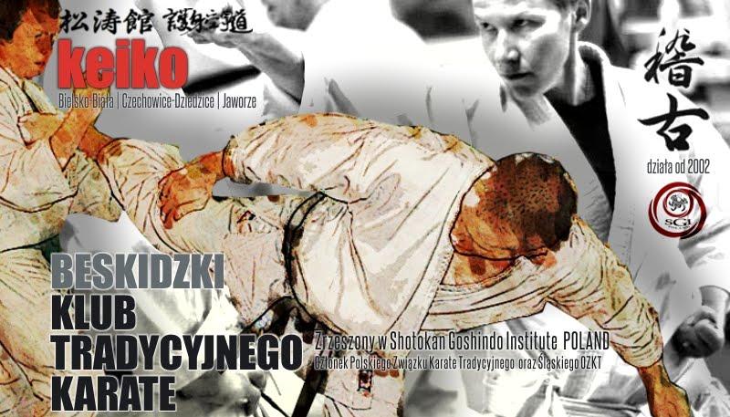klub tradycyjnego karate -keiko-