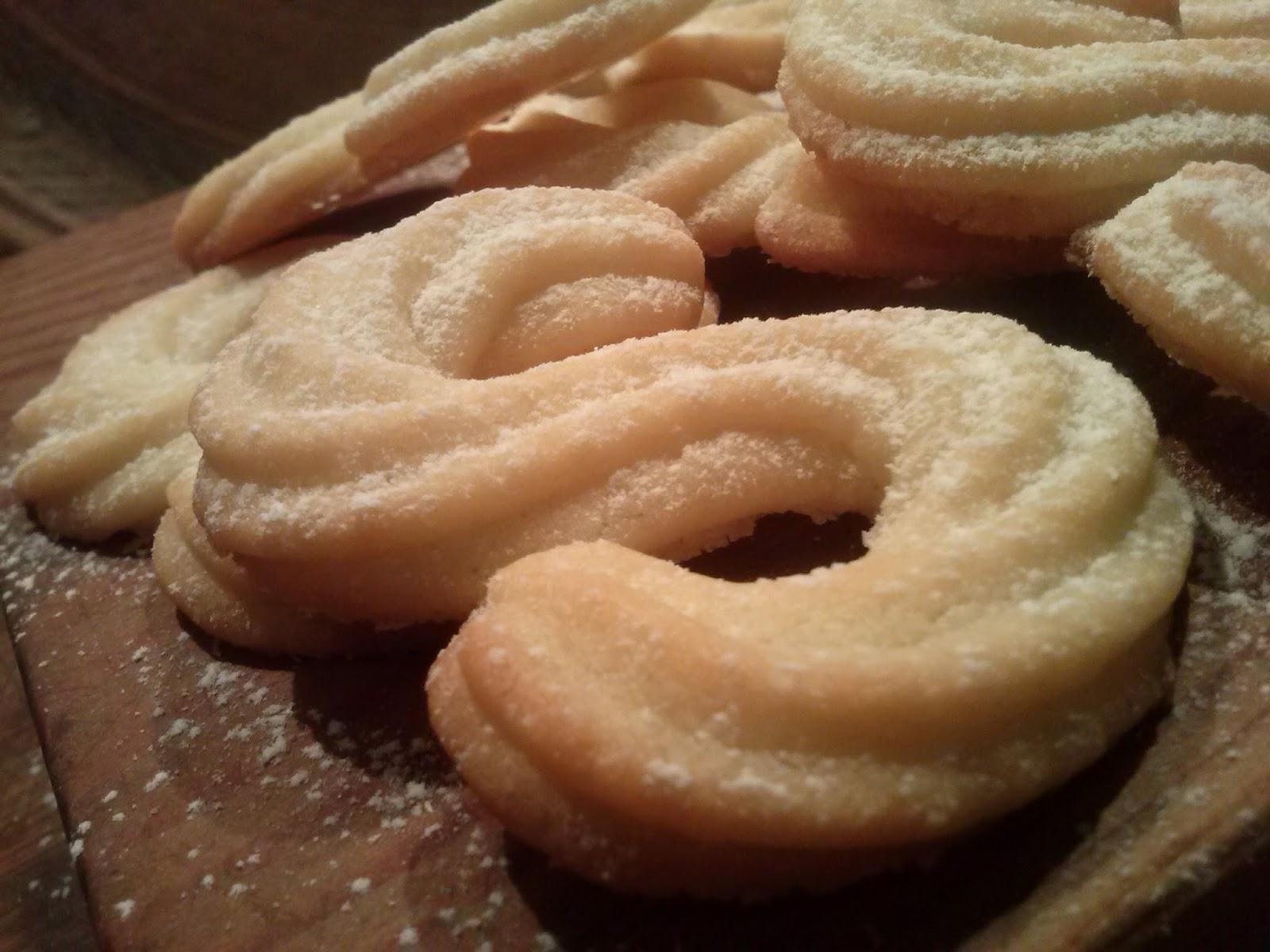 Ricetta veloce di biscotti al burro
