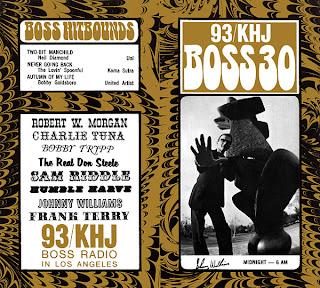 KHJ Boss 30 No. 155 - Johnny Williams