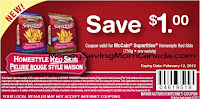 Mccain printable coupon superfries homestyle potatoes