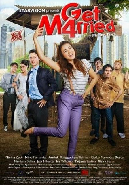 Film Get M4rried (2013)