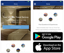 Travel App of the Week - Last Minute Hotel Offers