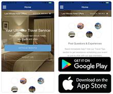 Travel App of the Week - Last Minute Hotel Offers