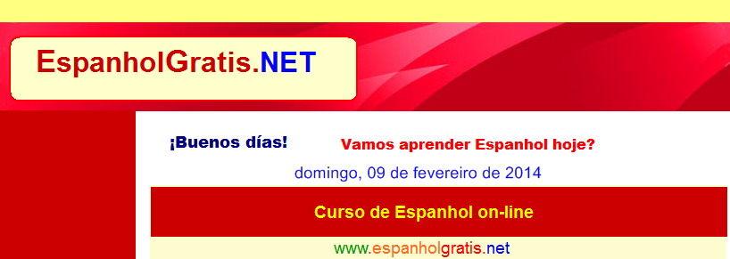 http://www.espanholgratis.net/