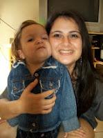 Afilhada de blog: Priscila Canjerano