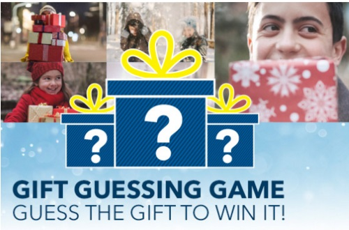 Best Buy Gift Guessing Game Contest