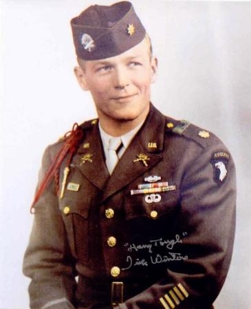 Petition for dick winters