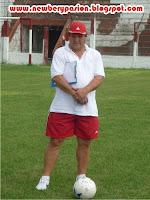 Pedro Manuel Olalla - DT Jorge Newbery