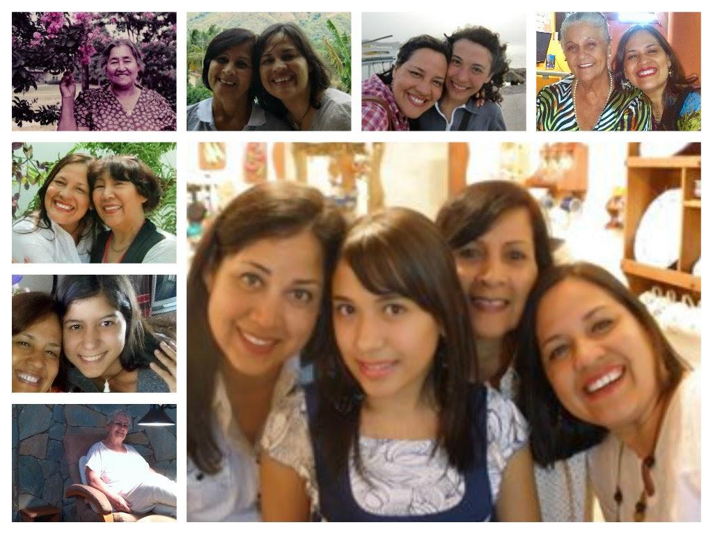 Mujeres de mi vida...
