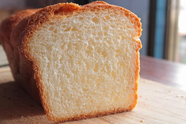 Incredibly Soft And Light White Bread