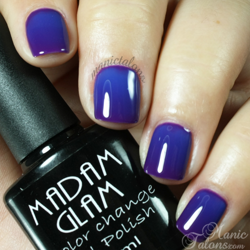 Madam Glam Chameleon My Boo Swatch