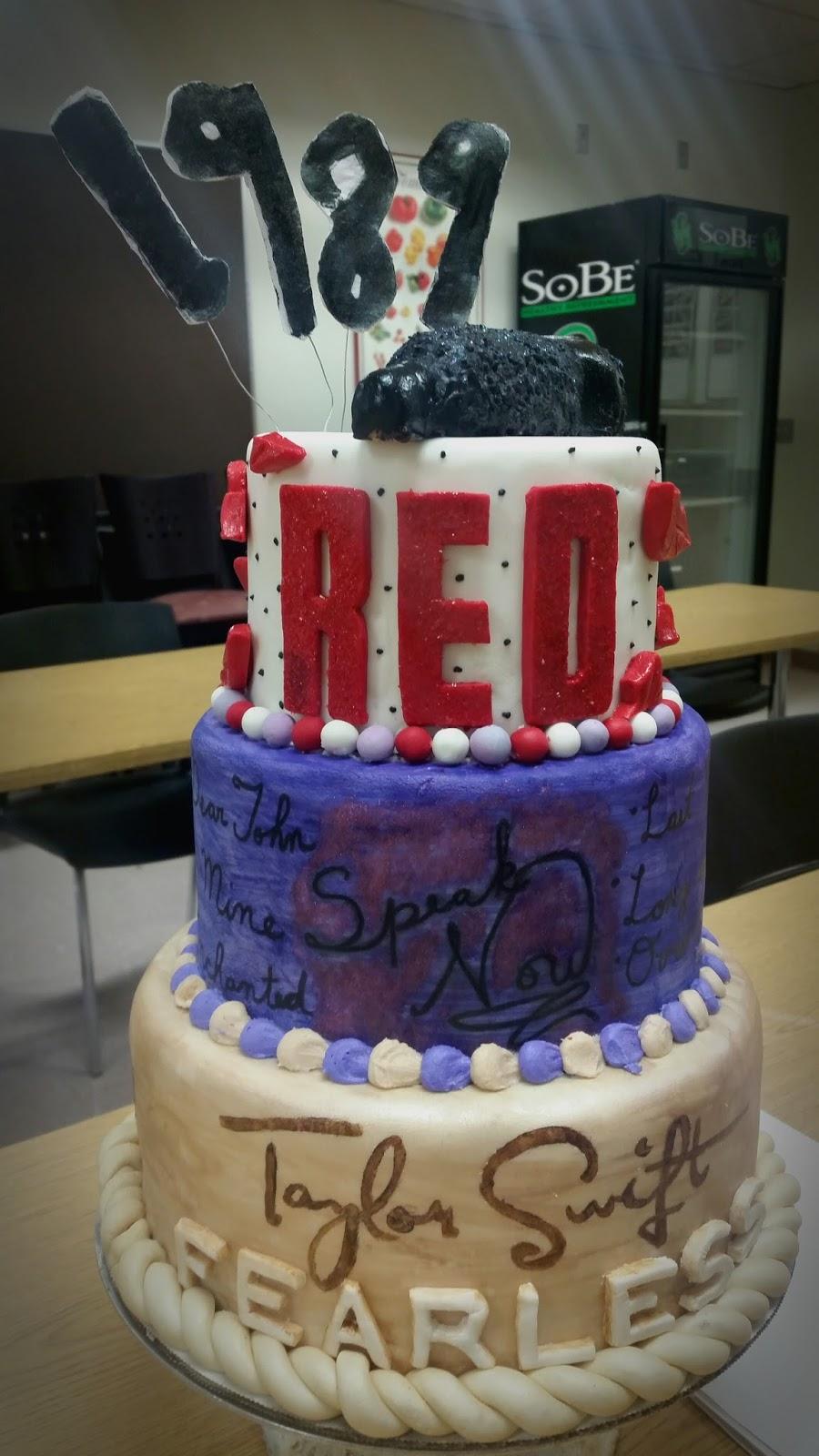 Taylor Swift Cake Taylor Cake