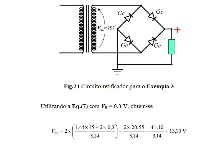 Circuito Retificador : EletrÔnica do papai noel retificação de onda completa parte