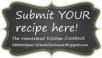 The Homestead Kitchen Cookbook!