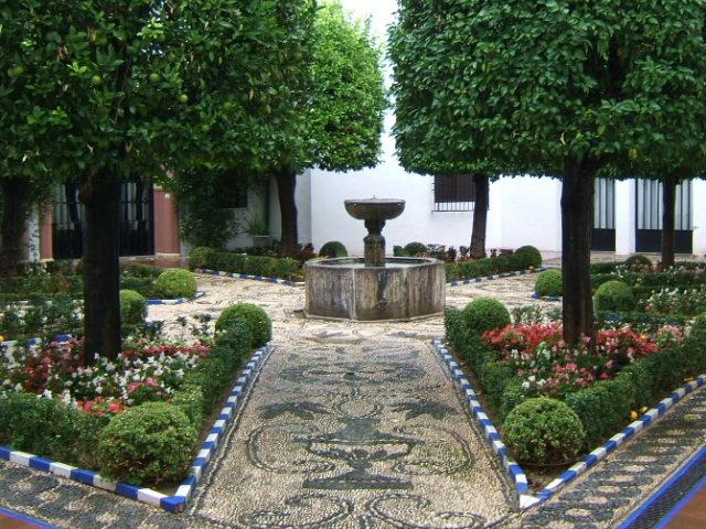 Arte y jardiner a la elecci n del estilo de un jard n - Fotos de jardines modernos ...