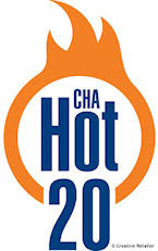 <b>Voted one of CHA&#39;s Hot 20 Products for 2012</b>