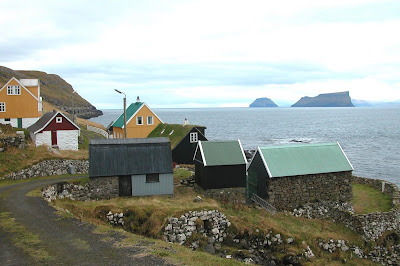 Skarvanes - Faroe Islands