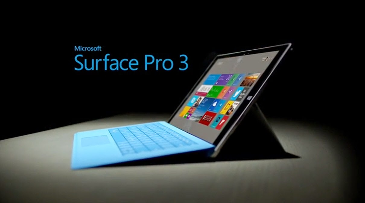 Microsoft Surface Pro 3 Reviews