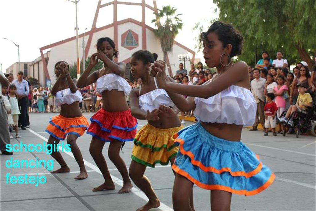the greatest afro peruvian populations of the north coast are
