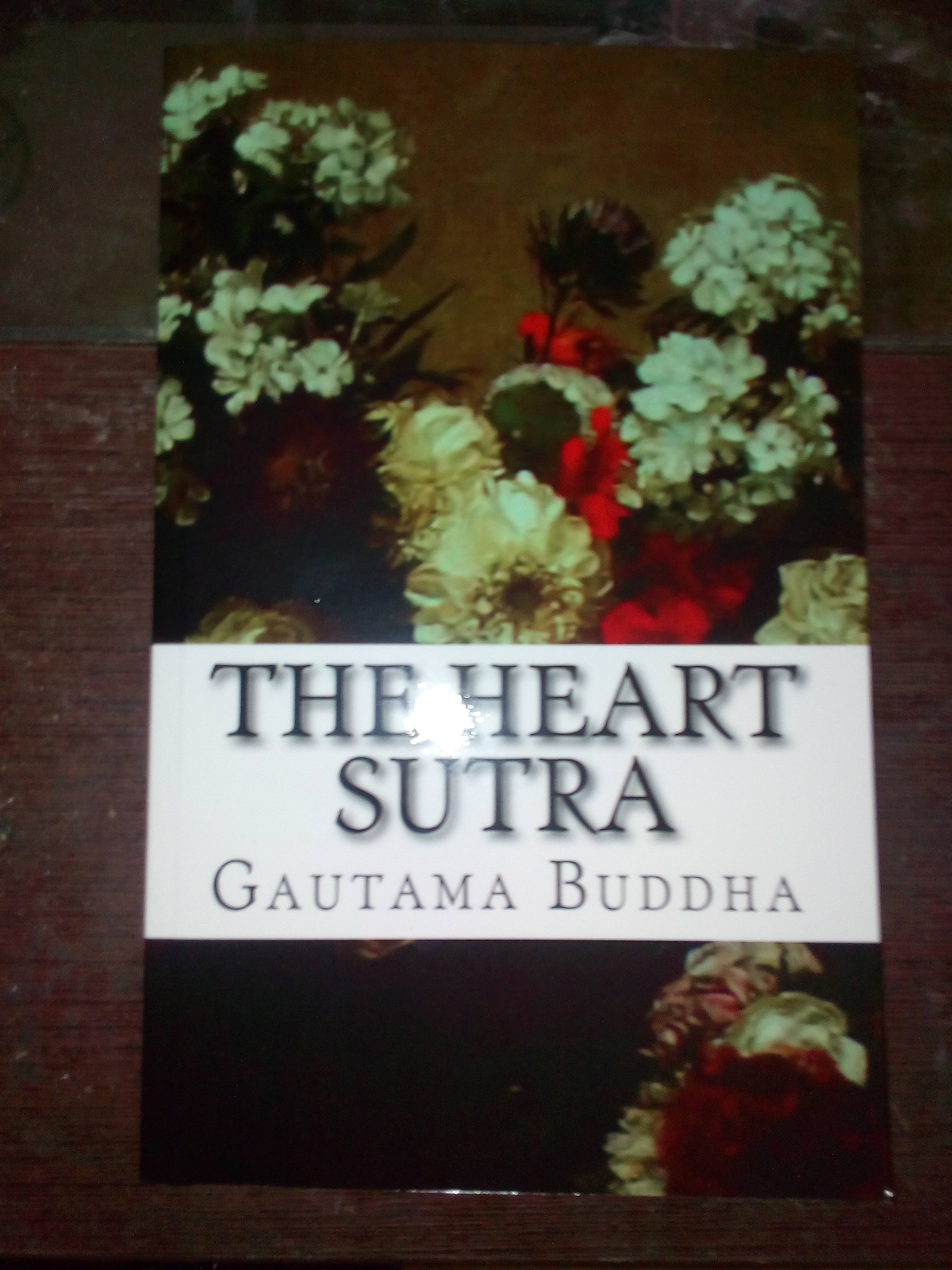The Heart Sutra with Supplementary Amitabha Sutra.