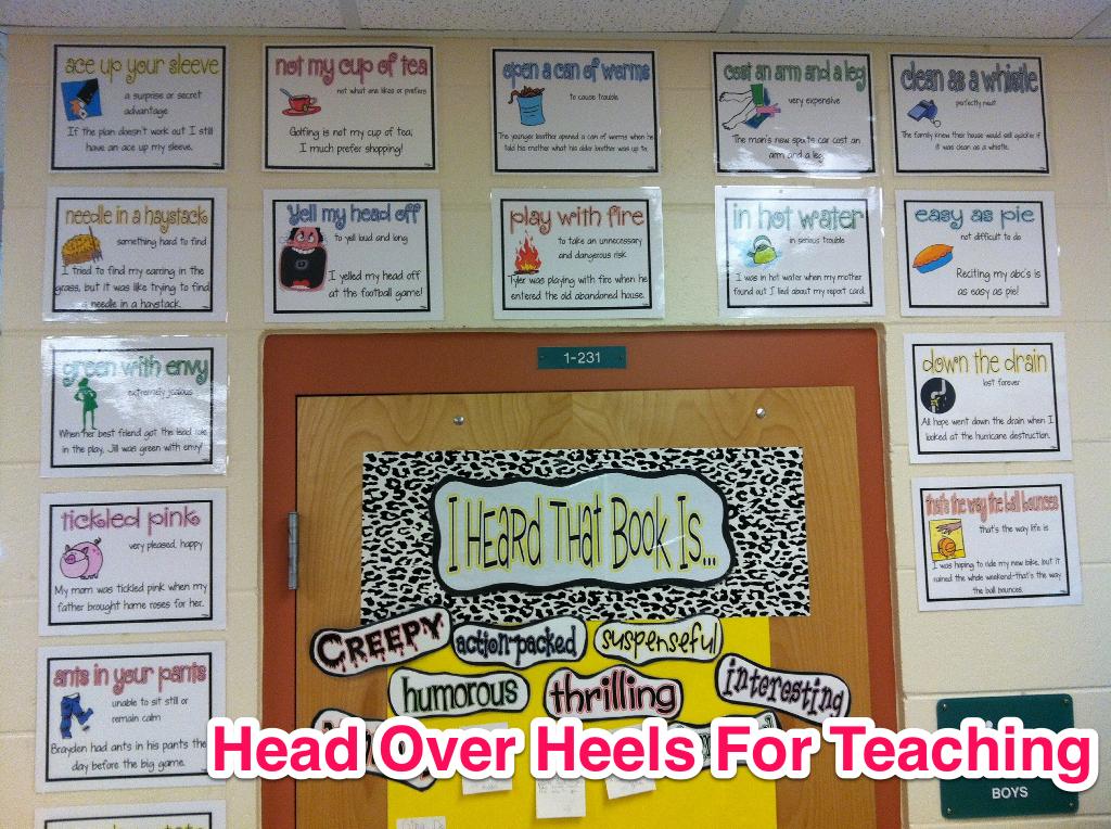 http://www.teacherspayteachers.com/Product/Idiom-Posters-Bundled-Set