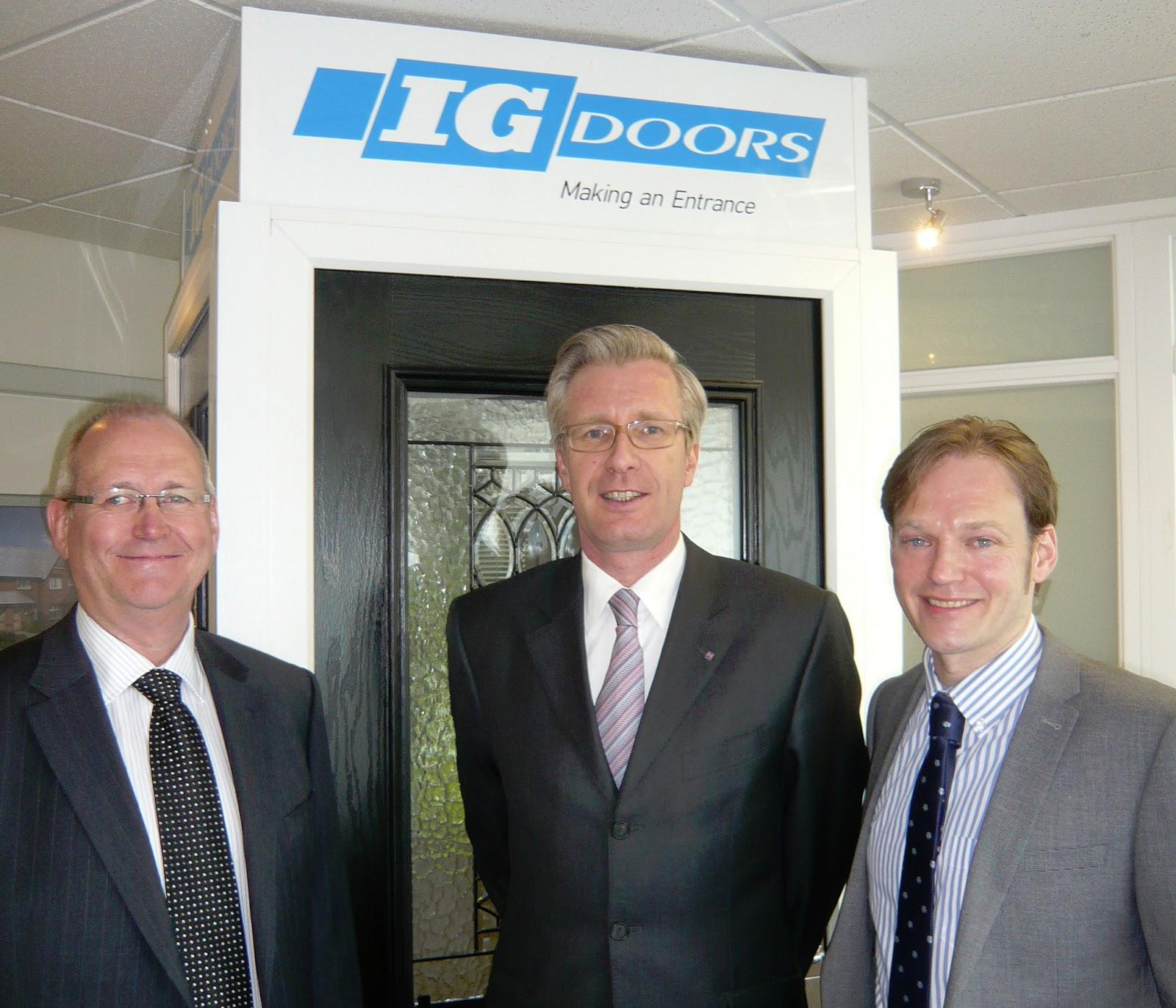 Hörmann acquires British entrance door manufacturer IG Doors  sc 1 st  The Door Industry Journal & The Door Industry Journal: Hörmann acquires British entrance door ...