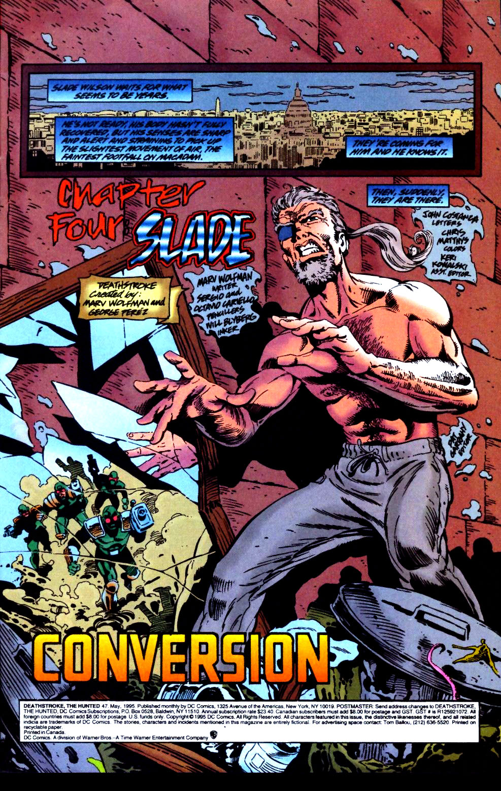 Deathstroke (1991) Issue #47 #52 - English 2