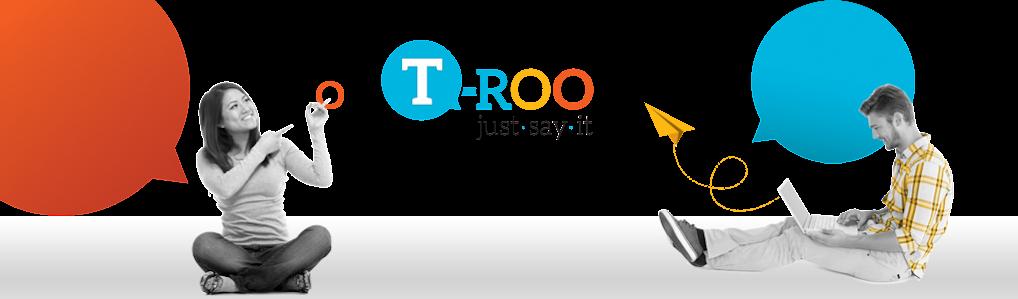 T-ROO מערכת מסרים לתקשורת שיווקית