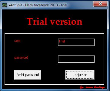 Aplikasi hack facebook 2013 V.1.2 - bloger hat